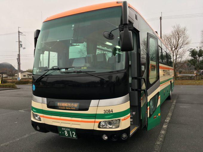 大阪駅から城崎温泉駅への高速バス